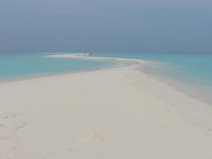 A beautiful sandbank near Dharavandhoo