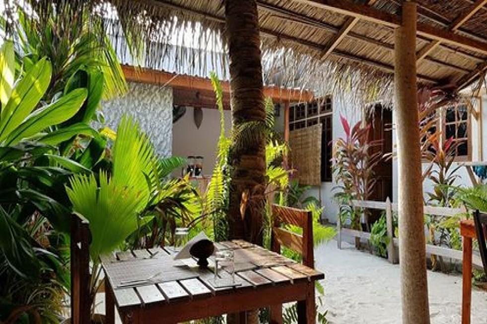 Biosphere Cafe'