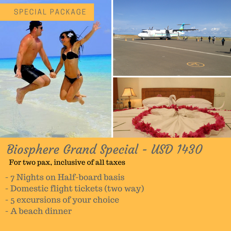Biosphere Grand Special